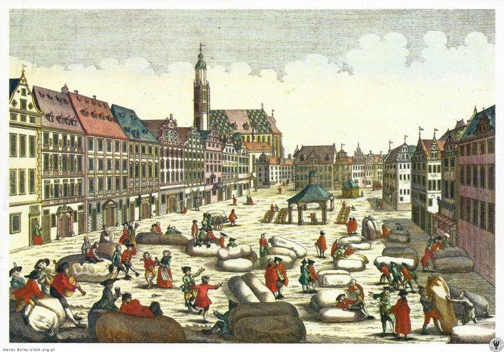 Rynek i Wielka Waga Miejska Źródło: http://dolny-slask.org.pl