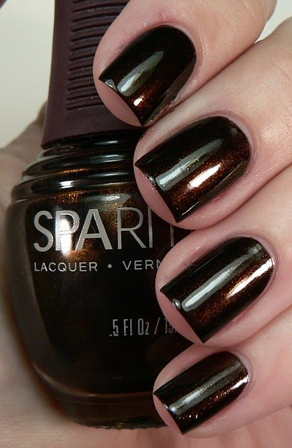 "SpaRitual ""Howl"" #nails #nailpolish"