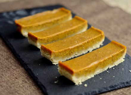 Small Batch Pumpkin Pie Bars | Baking Bites #pumpkin #pumpkinpie #smallbatch
