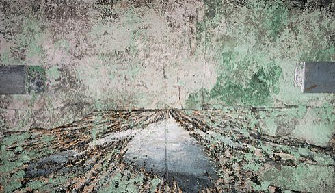Collection Online   Anselm Kiefer. The Land of the Two Rivers (Zweistromland). 1995 - Guggenheim Museum