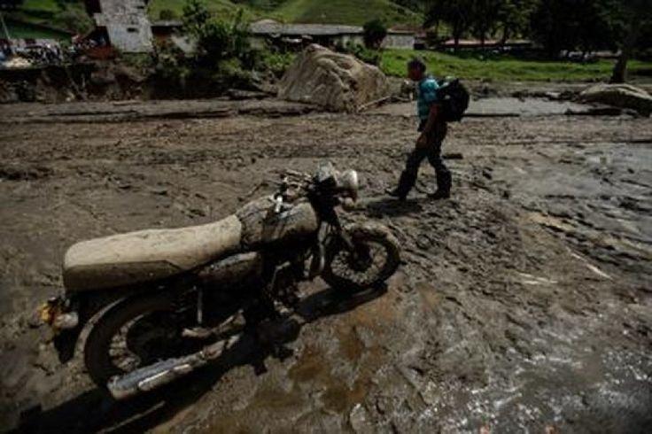 Colombia, valanga di fango devasta Mocoa: oltre 250 morti