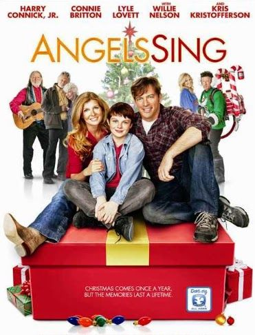 """Its a Wonderful Movie - Your Guide to Family Movies on TV: New Christmas Movie: """"Angels Sing"""" Premeries on the Hallmark Channel!"""