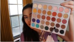 Here is a natural shimmer eye-shadow video that I made using the jaclyn hill palette. Click on link to view it! https://youtu.be/rPwnPxSaTR0