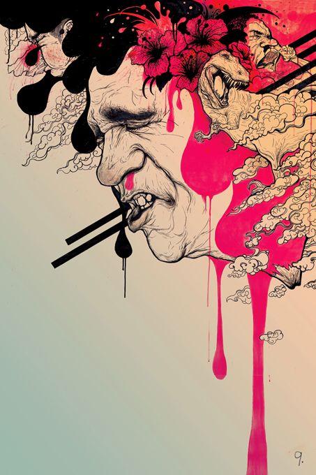 artypunchi || Straight from the Art » Koo Nahyun (S.Korea)   [website] http://www.artypunchi.com/en/ [Facebook] https://www.facebook.com/artypunchi      Artist:Koo Nahyun  Aug. 16 (Fri) – Aug. 21(Wed), 2013   Illustration