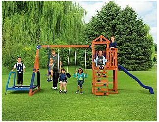 Up to 25% Off Outdoor Playsets, Trampolines and Featured Swimming Pools @ Kmart - Hot Deals For the hottest deals check us out at www.hotdeals.com or on FB! www.facebook.com/hotdealscom