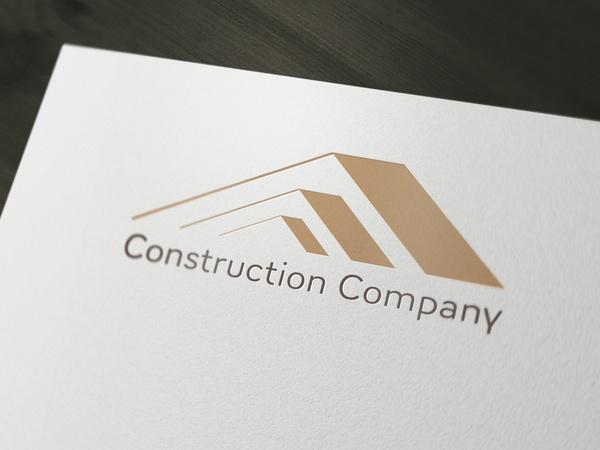 Roof Construction Logo