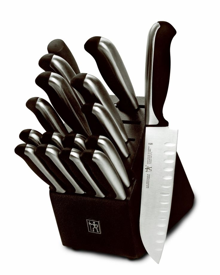 best kitchen knives on pinterest henkel knives knife block set and