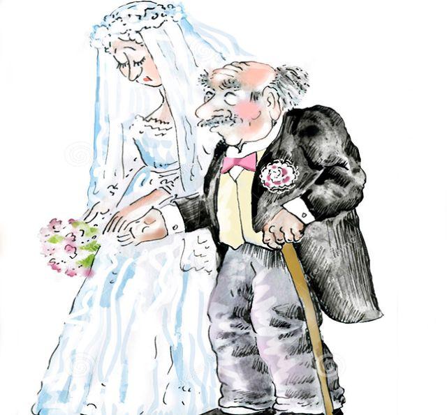 A los 95 años de edad, Don Pancho se casó con Ana de 25 años, pero debido a que su marido es tan viejo, Ana decide que después de su boda, ella y don Juan deben tener dormitorios separados.
