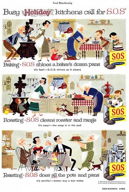 Good Housekeeping  Dec 1956