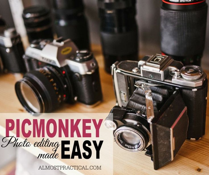 I use PicMonkey for almost all of my text overlays. It is a simple yet fabulous photo editor. Here are just a few of the things that you can use it to do.