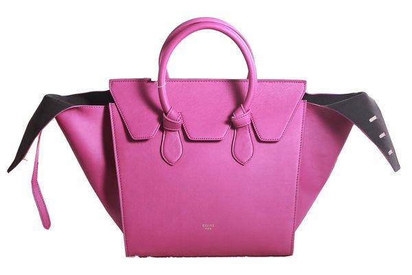 celine original bags - Celine Tie Original Leather Bags 17379 Rose.Celine 2013 Bag ...