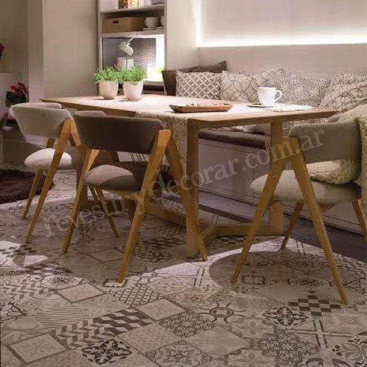 Cerámica Lourdes - SIMIL CALCAREO GRIS 35X35 #ceramica  #ceramicalourdes #revestirydecorar #piso #pared #revestimiento  #decoracion