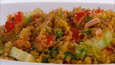 quinoa salad from Giada