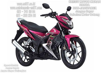 Honda Sonic 150R, Spesifikasi dan Pilihan Warna, Kredit Motor Murah Honda Jakarta