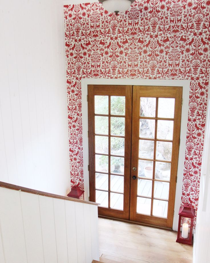 Hygge & West Otomi Wallpaper on HyggeHouse.com