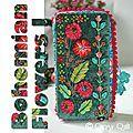 Bohemian Flowers I