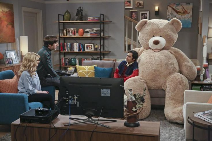The Big Bang Theory  S09  E20  The Big Bear Precipitation