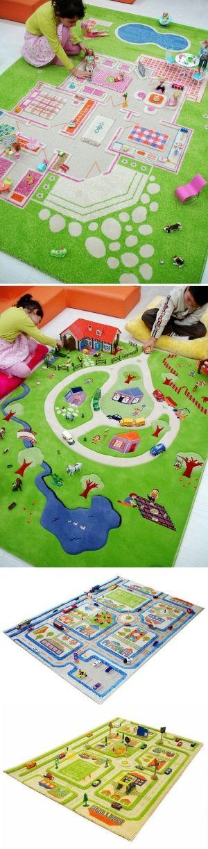 play rugs by tamera