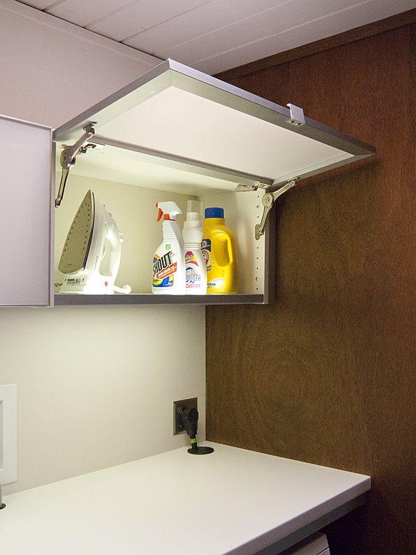 IKEA Hackers: Michael and Iris's Laundry Nook