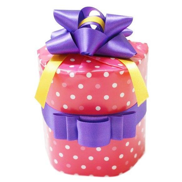 かわいいミニサイズのおむつケーキです!シンプルにおむつを贈りたい方のために、プチギフト感覚でお手軽にお贈りいただけるベビーギフトをご用意致しました。 ミニタイ...|ハンドメイド、手作り、手仕事品の通販・販売・購入ならCreema。