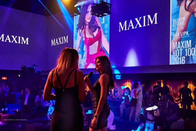 Das Männermagazin Maxim hat gewählt und kürte das EX GNTM Hana Nitsche zu heißesten Frau 2016.
