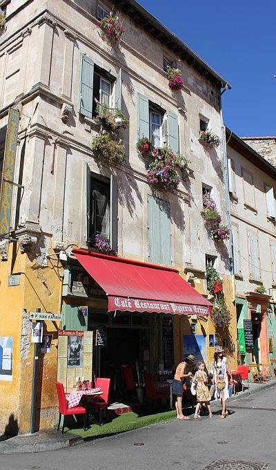 Place du Forum, Arles