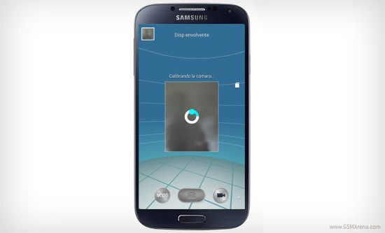 Developers Managed To Port The Camera App Galaxy Note 3 To The Galaxy S4