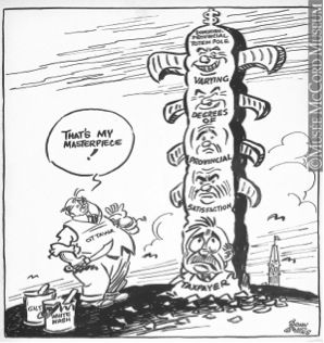 Appropriation (?) of the Month: First Nation Totem Poles   Intellectual Property Issues in Cultural Heritage