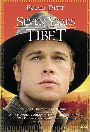 Seven Years in Tibet Lhapka Tsamchoe, Jamyang Wangchuk, David Thewlis, Brad Pitt