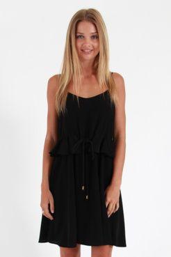 Silk Arrow Dress