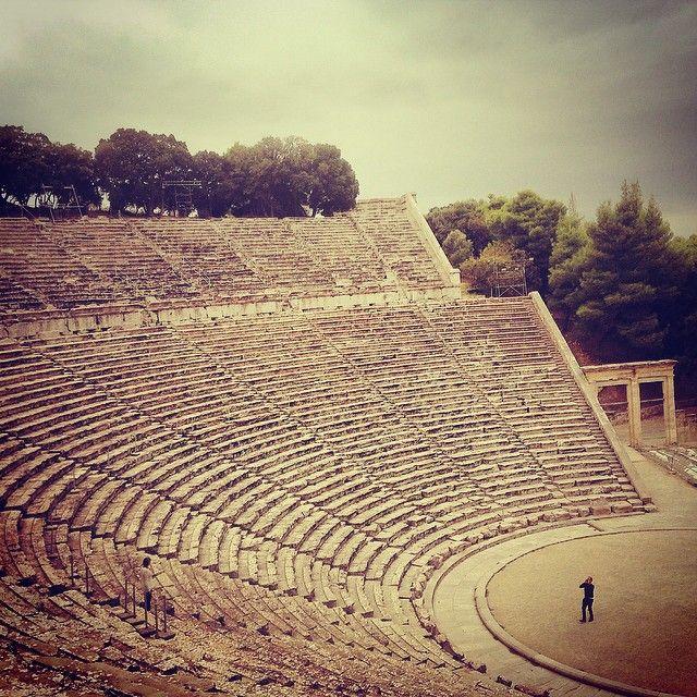 Epidaurus, Greece Photo credits: @mercydelta