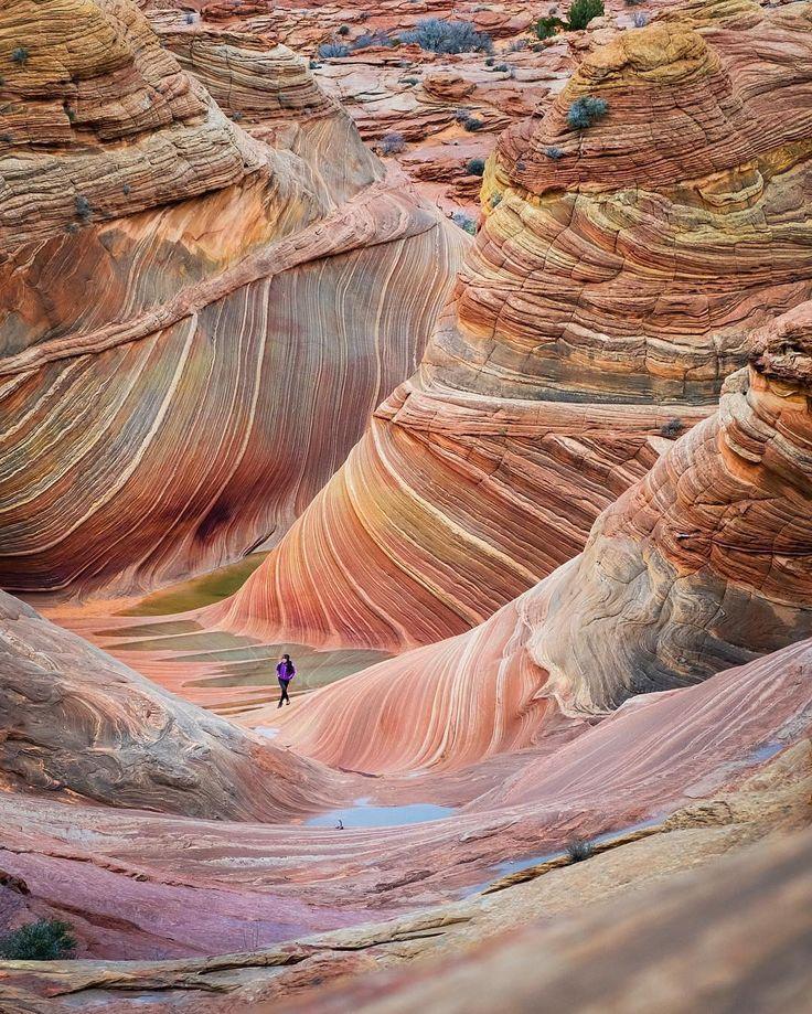 The Wave Arizona USA
