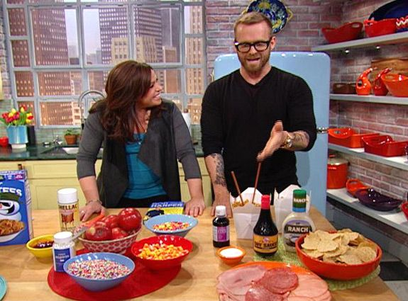 "Bob Harper's ""Skinny Rules"" for Your Food"