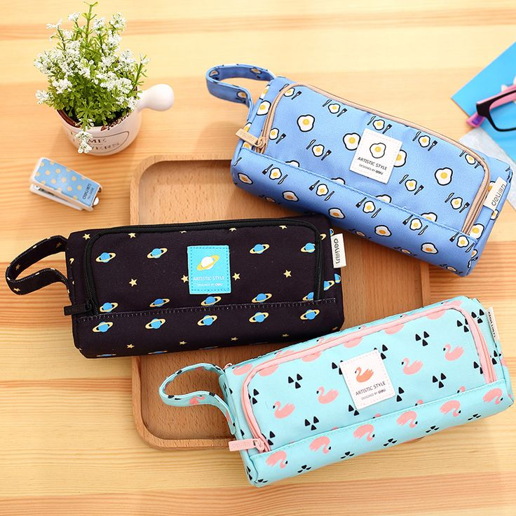 Cheap pencil liner, Buy Quality pencil cases for boys directly from China case samsung galaxy sii Suppliers:                    HOT Big Pencil case for Girls Boys kids kawaii School pencil case pencil box Bag Canvas School Suppli