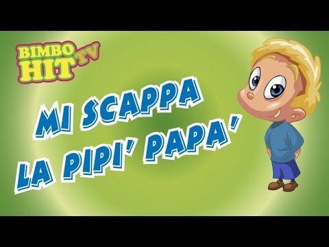 Mi Scappa La Pipì Papà - Canzone per Bambini - Bimbo Hit Tv