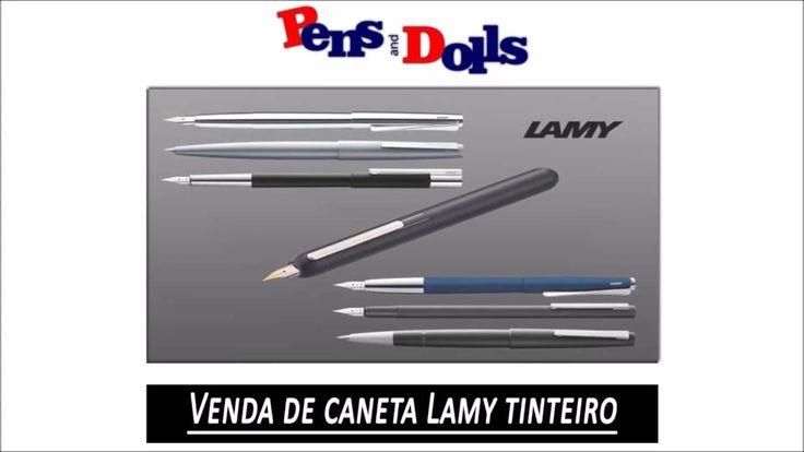 Venda de caneta Lamy tinteiro - Pens and Dolls