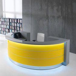 Valde | Reception desks | MDD