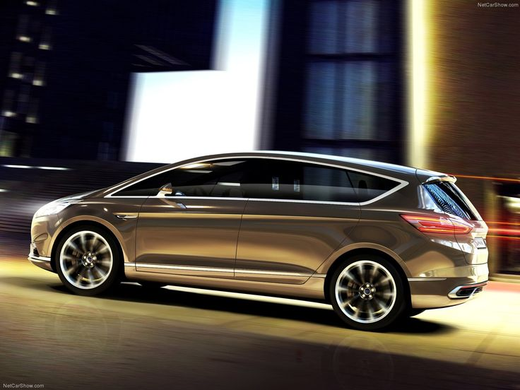 2013 Ford S-MAX Concept