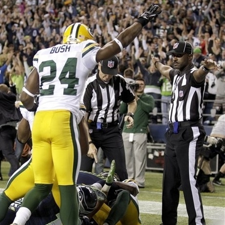 sept '12-Packers Seahawks Football The Associated Press Getty Images
