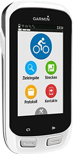 Garmin – Edge Explore 1000 – GPS Connecté pour Vélo avec Écran Tactile: Navigation sur route ou hors route avec la carte Garmin Cycle Map…