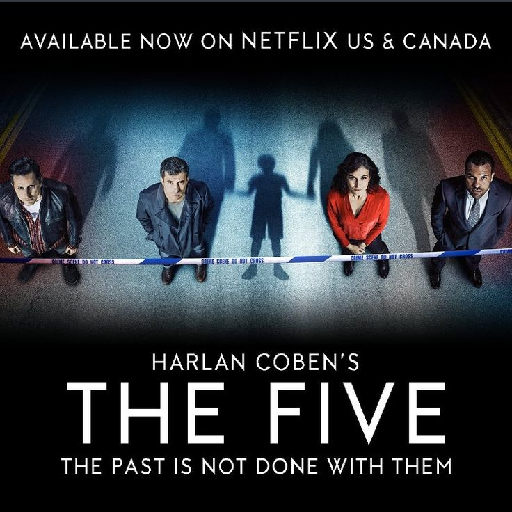 Watch The Five on Netflix #NowStreaming #StreamTeam