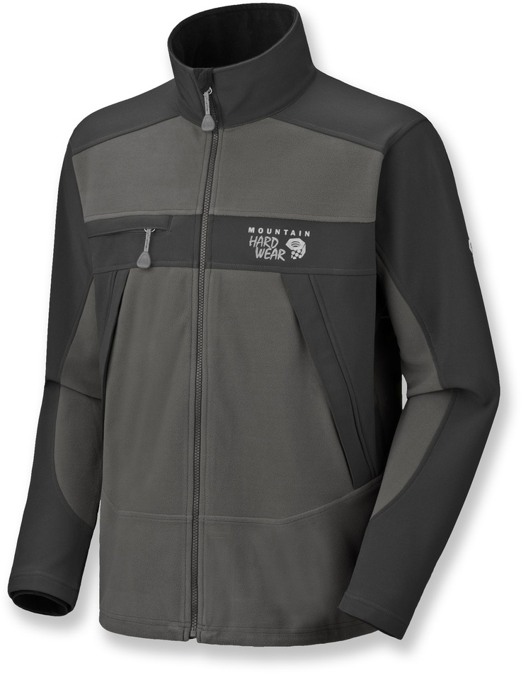 Mountain Hardwear Mens Tech Jacket
