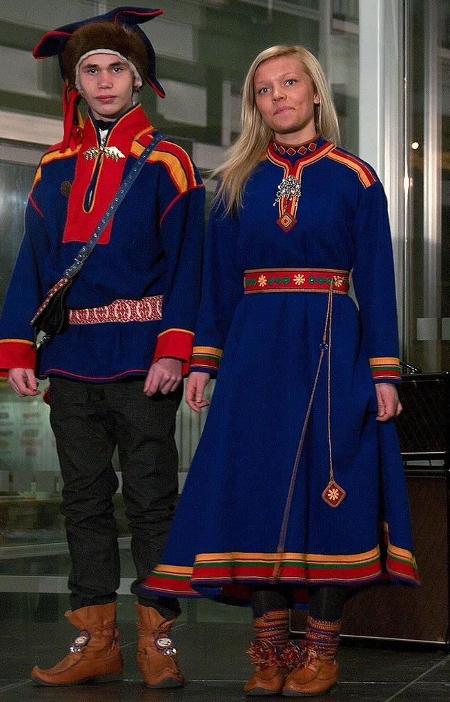 картинки костюмы саамов русском языке слова