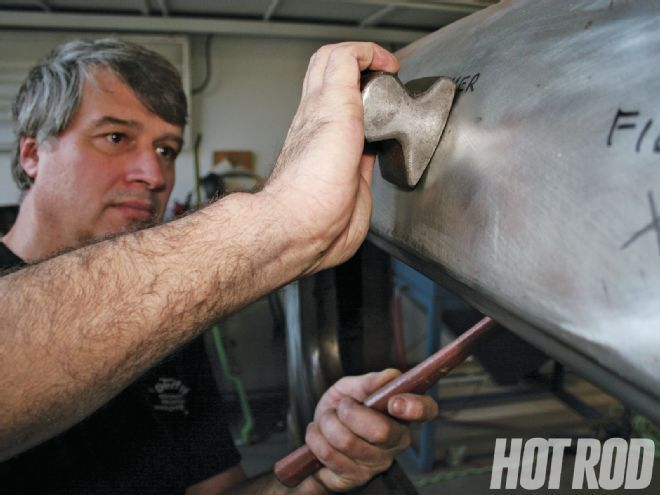 D.I.Y. Auto Bodywork - Trick Stuff You Can Do To Your Car At Home - Hot Rod Magazine