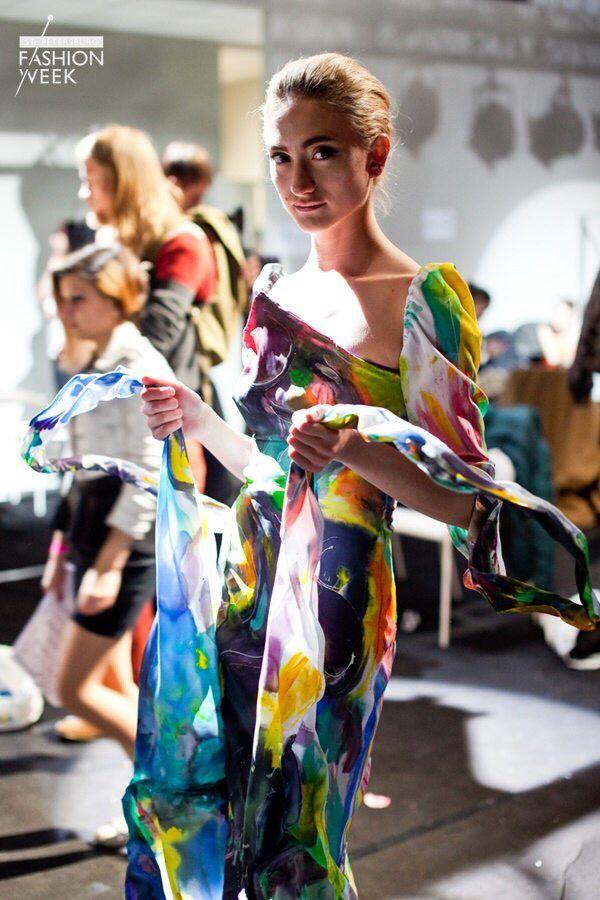 BACKSTAGE SS'15   Международная Школа Дизайна (Санкт-Петербург)  www.spbfashionweek.ru #spbfw #fashion #backstage #spbdesignschool #designschool