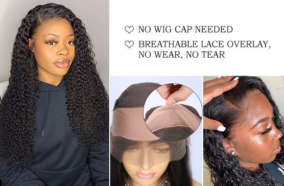 Lace Front Wigs Deep Wave Hair Closure Wigs For Sale In 2020 Deep Wave Hairstyles Human Hair Extensions Cheap Remy Human Hair