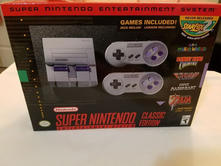 SNES MINI- Super Nintendo Mini Classic Edition #nintendo #videogame #gamer #play #supermario