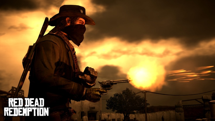 Image of Red Dead Redemption - Giant Bomb