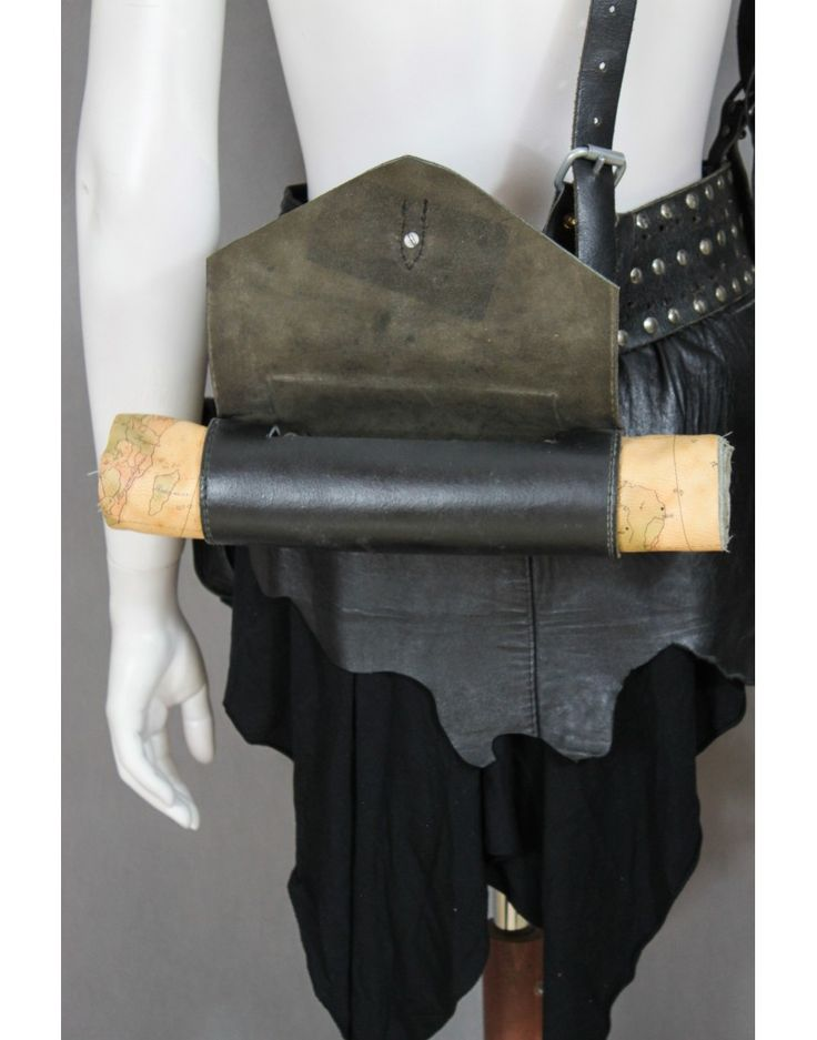 Imperator Furiosa Style Outfit