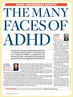 essays on adhd treatment Miscellaneous scholarly articles and essays from the field of psychology  found  in most people, and describes how they are most commonly treated today.